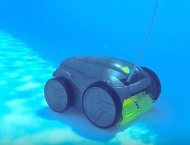 Nettoyeur électrique de piscine
