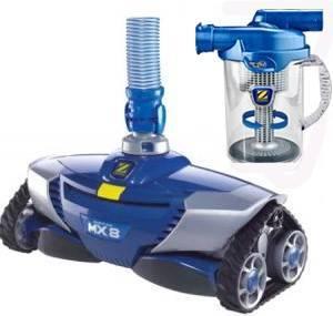 Robot hydrailique MX8 PRO