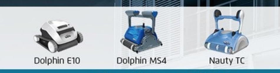 Robots électrique Dolphin