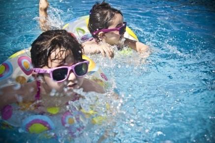 Sécurité des enfants à la piscine