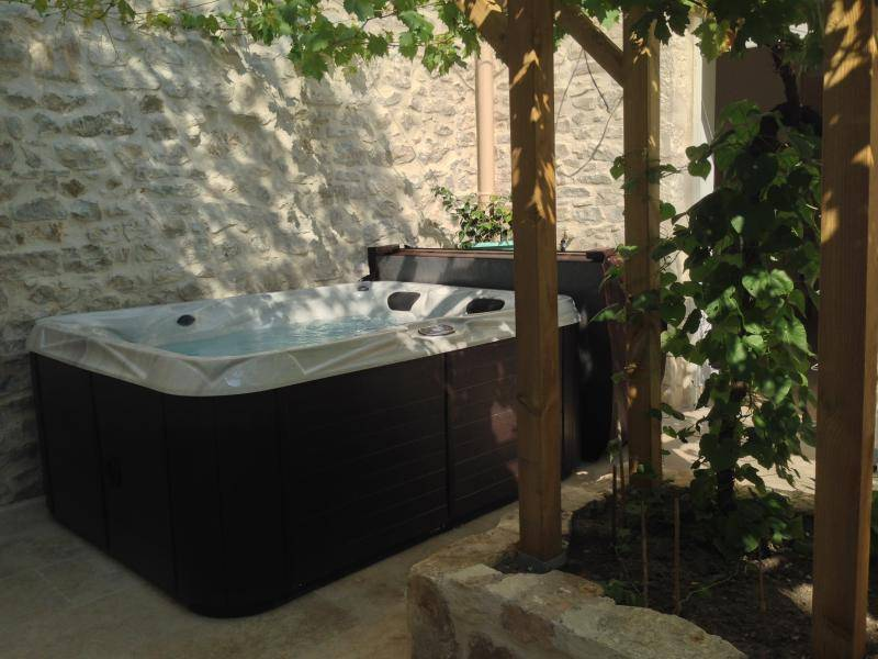 spa quivalent jacuzzi irrijardin. Black Bedroom Furniture Sets. Home Design Ideas