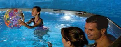 Autour de la piscine jeux de piscine irrijardin for Lumiere de piscine hors sol