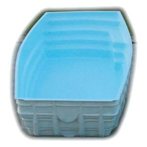 Kit piscine simply 7 pour construire sa piscine soi m me for Piscine 3x3