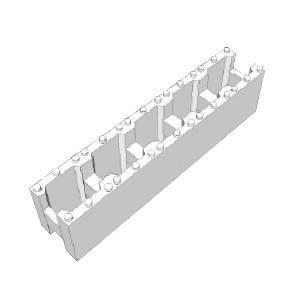 Piscine bloc polystyrène