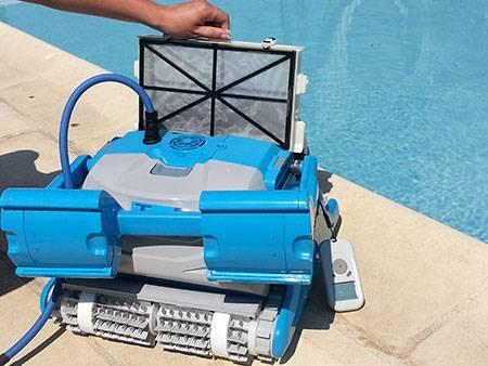 Robot piscine irripool tc 13 expert irrijardin for Irripool robot piscine