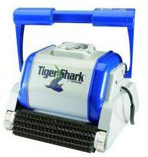 Robot de piscine Tiger Shark