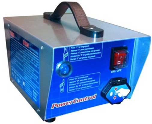 Transformateur basse tension de robot électrique