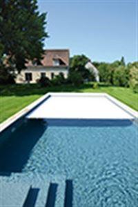 Volet roulant immergé de piscine