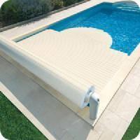 Volet hors sol de piscine